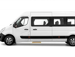 16 Seater Minibus Hire Basingstoke