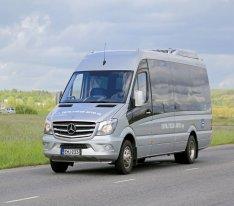 16 Seater Executive Minibus Hire Basingstoke