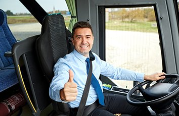 Minibus Hire With Driver Basingstoke