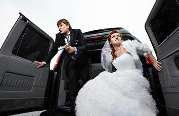 Weddings Coach Hire Basingstoke